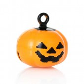 Pumpkins Bells 19mm, 5 pcs