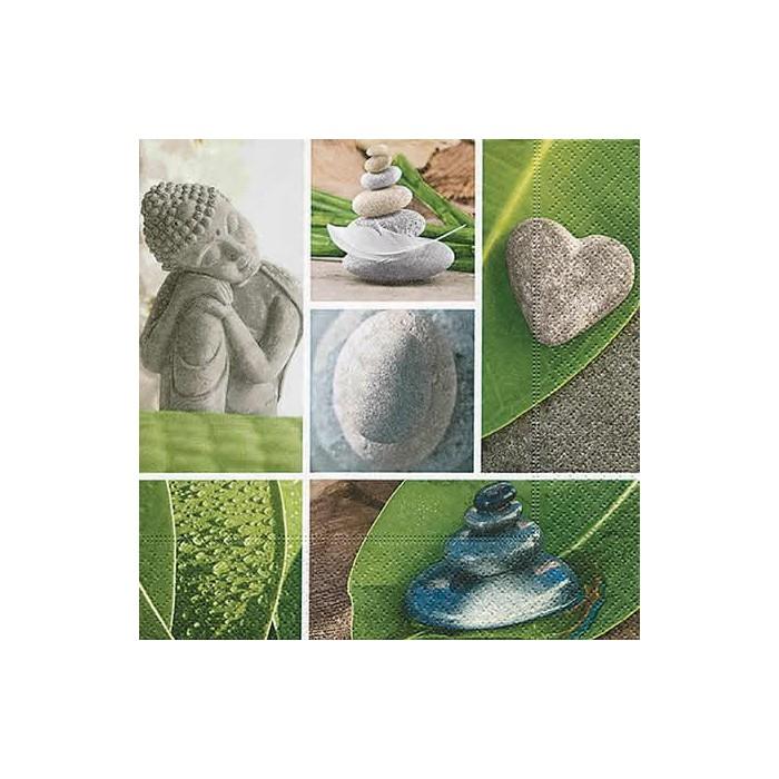 Napkin Zen Garden, 1 piece