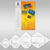 Ursus - Chablon enveloppes 4 tailles