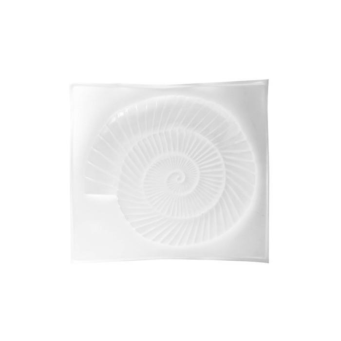 Mould sea shell / ammonite 34x38cm