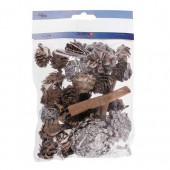 Pot-pourri Wintex Mix silver