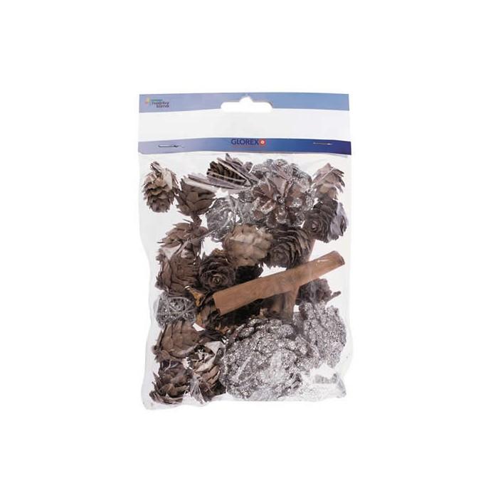 Pot-pourri Wintex Mix silver