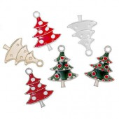 Enamel hanging fir 23x1426x18mm, 5 pcs