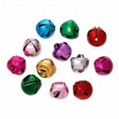 Assorted Bells 8mm, 10 pcs