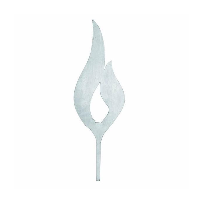 Metallic Flame to stick 225mm