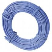 Rotin pour vannerie et décoration 1.7mm, bleu