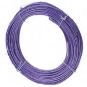 Rotin pour vannerie et décoration 1.7mm, violet