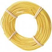 Rotin pour vannerie et décoration 1.7mm, jaune
