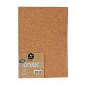 Cork self-adhesive sheet 1mm/A4